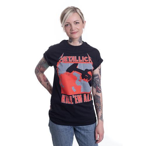 Metallica - Kill 'Em All - - T-Shirts