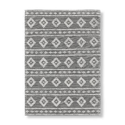 Jahi Handwoven Wool Area Rug - 5...