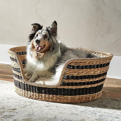 Lamai Woven Pet Bed - Large - Fr...