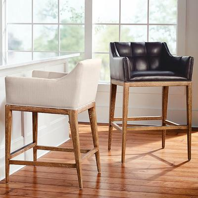 Gramercy Bar & Counter Stool wit...