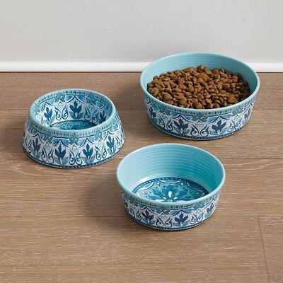 Sailor Melamine Pet Bowls - Small Rustic Pet Bowl - Frontgate