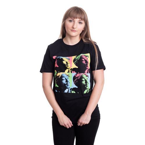 2Pac - Pop Art - - T-Shirts
