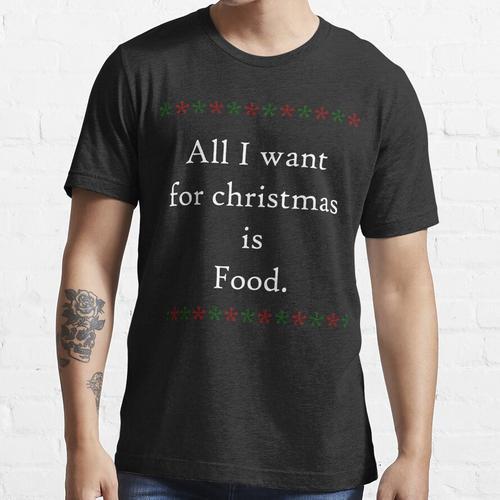 Weihnachtsessen Essential T-Shirt