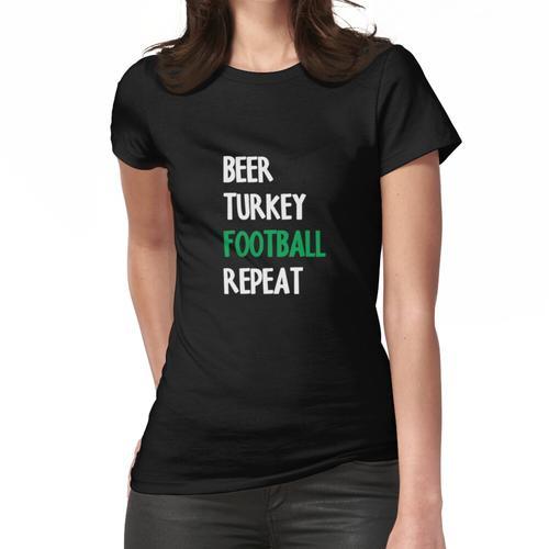 Bier Türkei Fußball wiederholen V5 Frauen T-Shirt