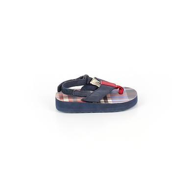 Gymboree Sandals: Blue Solid Sho...