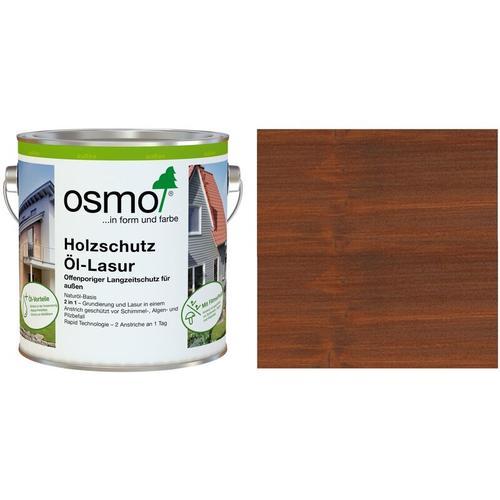 Keine Angabe - OSMO Holzschutz Öl-Lasur 2,5 Liter Teak (708)