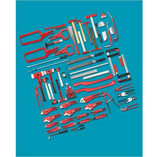 Hazet Werkzeug-Sortiment, Anzahl Werkzeuge: 65