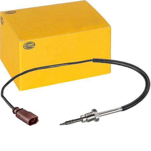 Hella Sensor Abgastemperatur 2-polig Vw Multivan T5 2.5 Tdi Motorcode Bnz Bpc Sensor Abgastemperatur: Vw: 070906088ad Facet: 220065 Febi Bilstei