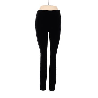 H&M Velour Pants - High Rise: Bl...