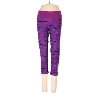 C9 By Champion Active Pants - Low Rise: Purple Activewear - Size X-Small