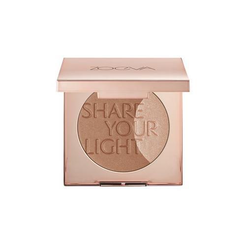 ZOEVA Teint Highlighter Radiant Bronzer Lumi 0.1 1 Stk.