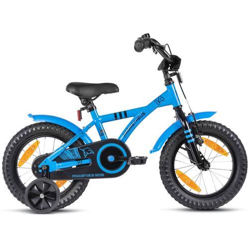 PROMETHEUS BICYCLES Kinderfahrrad Hawk, 1 Gang blau Kinder Kinderfahrräder Fahrräder Zubehör