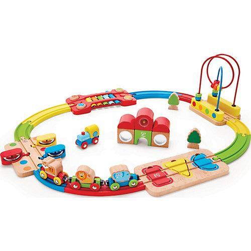 Regenbogen-Puzzle Eisenbahnset