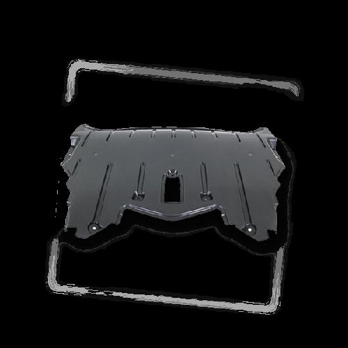 SWAG Motor-/Unterfahrschutz 30 93 8691 AUDI,A6 Avant 4F5, C6,A6 4F2, C6,A6 Allroad 4FH, C6,ALLROAD 4BH, C5