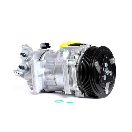 DELPHI Kompressor TSP0159488 Klimakompressor,Klimaanlage Kompressor CITROËN,PEUGEOT,DS,BERLINGO B9,C5 III Break TD_,C4 Picasso I UD_