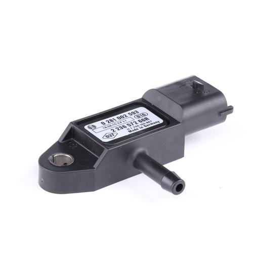 BOSCH Saugrohrdrucksensor 0 281 002 593 Ladedrucksensor,Abgasdrucksensor RENAULT,NISSAN,OPEL,CLIO II BB0/1/2_, CB0/1/2_,CLIO III BR0/1, CR0/1