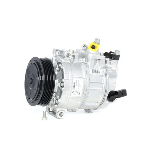 DENSO Kompressor DCP32045 Klimakompressor,Klimaanlage Kompressor VW,AUDI,SKODA,GOLF V 1K1,TOURAN 1T1, 1T2,GOLF VI 5K1,PASSAT Variant 3C5