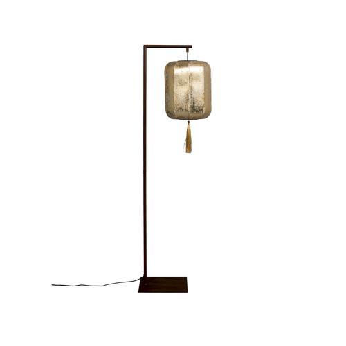 Dutchbone »Suoni« Bodenlampe rot