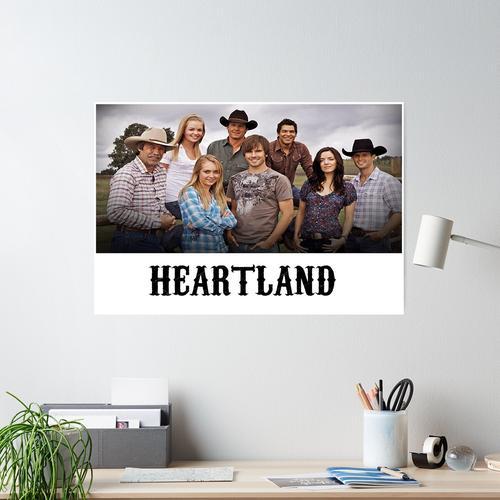 HEARTLAND ~ SHOW Poster