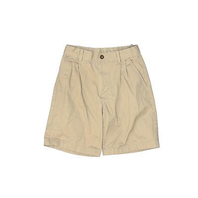 Arrow Khaki Shorts: Tan Bottoms - Size 8