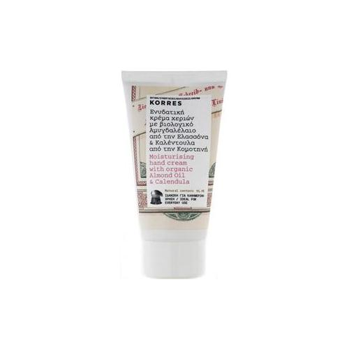 Korres Pflege Körperpflege Handcreme Almond & Calendula 75 ml