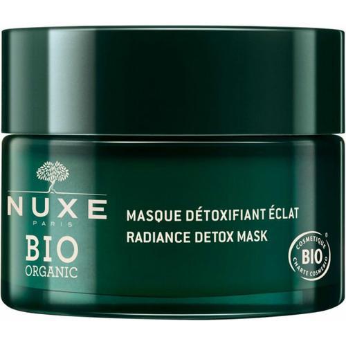 Nuxe Bio Entgiftende Maske für neue Leuchtkraft 50 ml