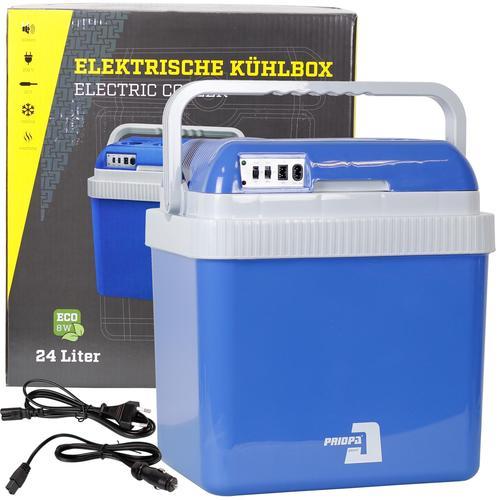 24l Kühlbox 12v Kfz & 230v Haus Auto-kühlbox Thermoelektrische Warmhaltebox A+