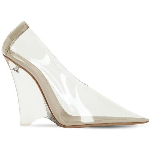 Yeezy 110mm Hohe Wedge-pumps Aus Pvc
