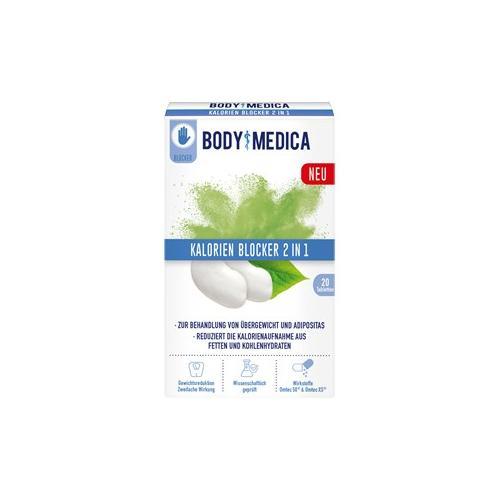 Body Medica Gesundheit Blocker Kalorien Blocker 2 In 1 20 Stk.