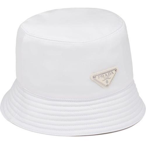 Prada Fischerhut mit Logo