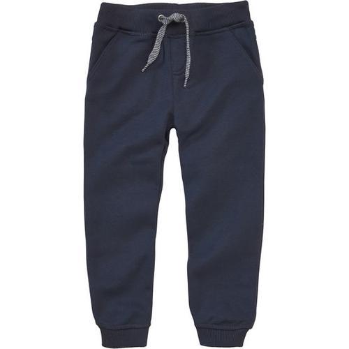 Sweathose mit verstärkten Knien, blau, Gr. 92/98