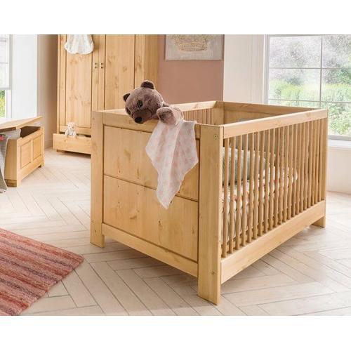 INFANSKIDS Vita Kinderbett weiss