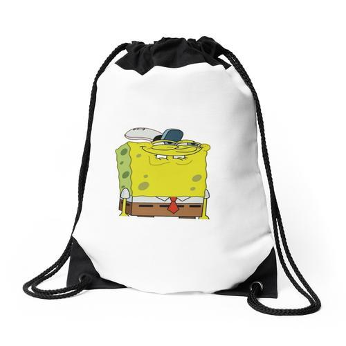 SpongeBob Meme Rucksackbeutel