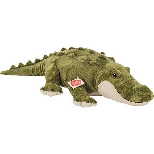 Krokodil, 60 cm grün