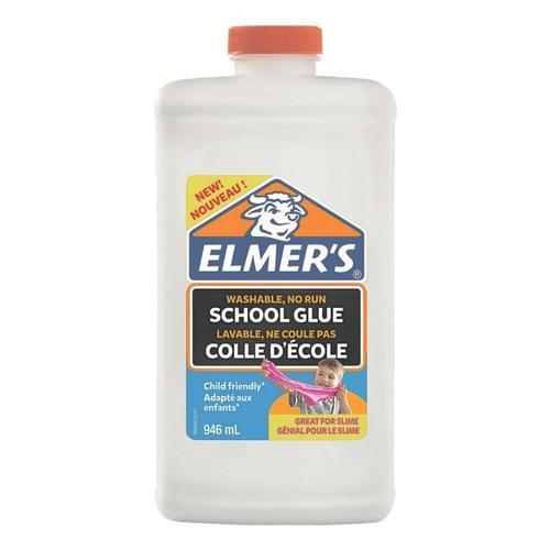 Bastelkleber weiß 946 ml weiß, ELMER S
