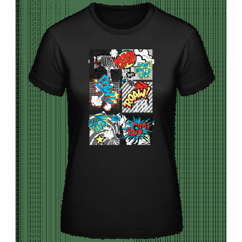 Comic Tiere - Basic T-Shirt