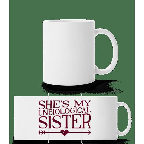 Unbiological Sister - Panoramatasse