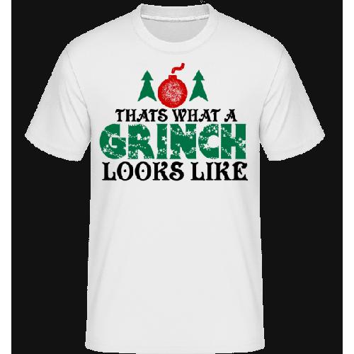 What A Grinch Looks Like - Shirtinator Männer T-Shirt