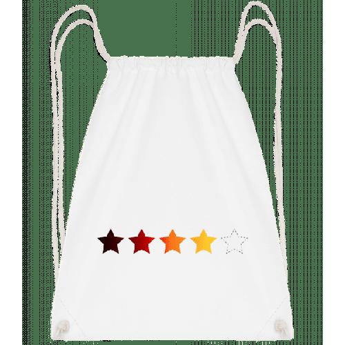 Deutschland 5 Sterne - Turnbeutel