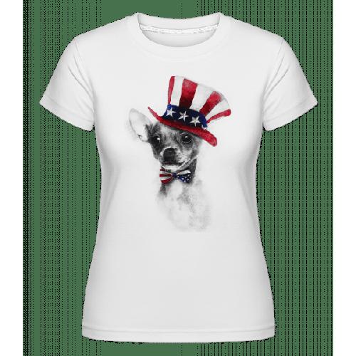 USA Chihuahua - Shirtinator Frauen T-Shirt