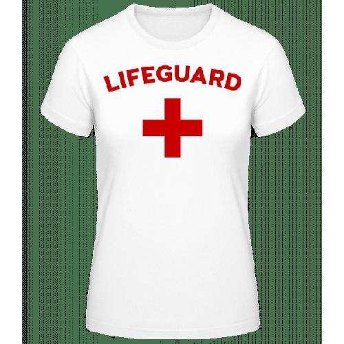 Lifeguard - Frauen Basic T-Shirt