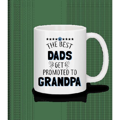 Beförderung Zum Opa - Tasse