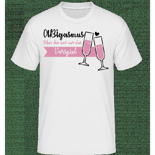ABIgasmus Das Vorspiel - Shirtinator Männer T-Shirt