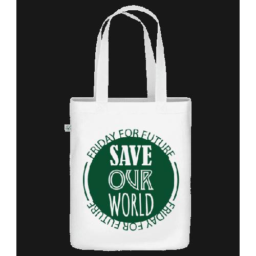 Save Our World - Bio Tasche
