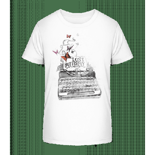 Lost Butterflys - Kinder Premium Bio T-Shirt