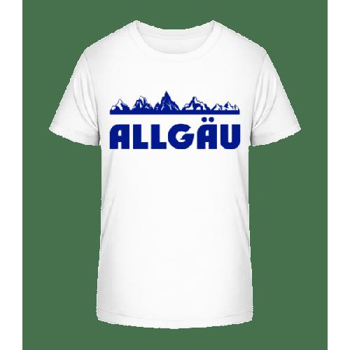 Allgäu - Kinder Premium Bio T-Shirt