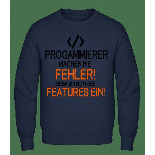 Programmierer Bauen Features - Männer Pullover