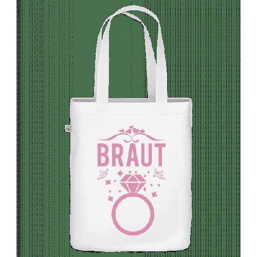 Braut Hochzeitsring - Bio Tasche