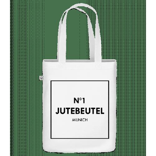 N1 Jutebeutel München - Bio Tasche
