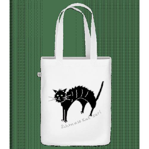 Schmuse Katzerl - Bio Tasche